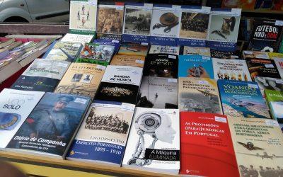 A FRONTEIRA DO CAOS EDITORES NA FEIRA DO LIVRO DE LISBOA