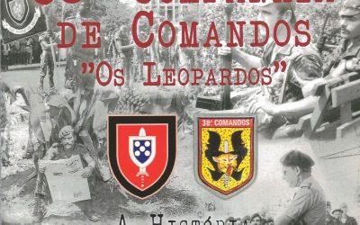 38 COMPANHIA DE COMANDOS – OS LEOPARDOS – A HISTÓRIA