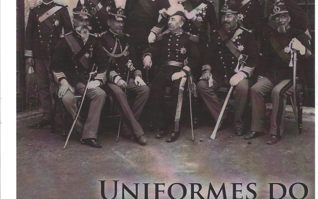NOVIDADE: UNIFORMES DO EXÉRCITO PORTUGUÊS 1888-1894