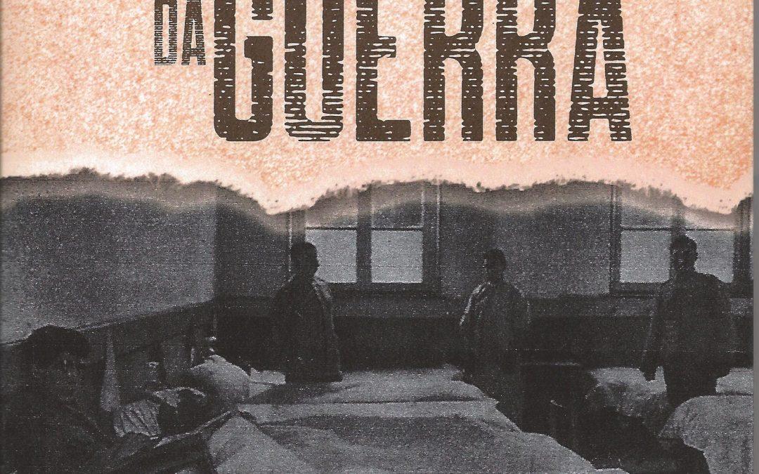 NOVIDADE: MEMÓRIAS DE UM ALIENADO DA GUERRA