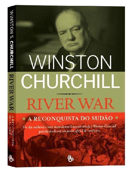 SUGESTÃO DE LEITURA: RIVER WAR, A RECONQUISTA DO SUDÃO