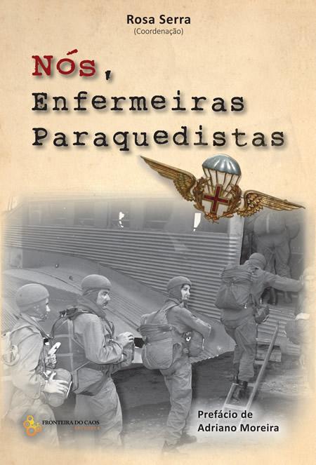 SUGESTÃO DE LEITURAS: NÓS, ENFERMEIRAS PARAQUEDISTAS